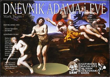 Trenutno pregledavate DNEVNIK ADAMA I EVE