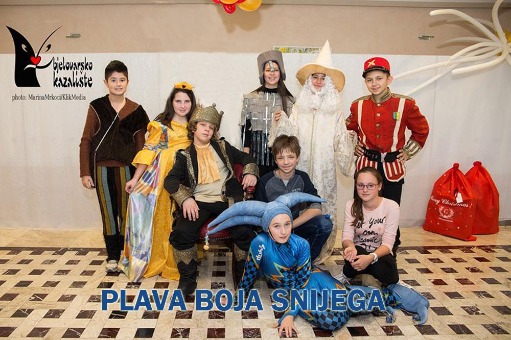 Read more about the article Predstava PLAVA BOJA SNIJEGA 05.02.2017. u 17,00 sati