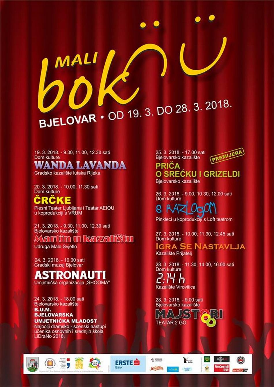 Priča o Srećku i Grizeldi u izvedbi Bjelovarskog kazališta – premijera na Malom BOK-u!