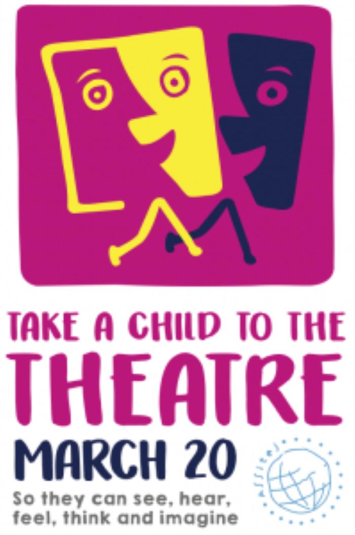 """Pročitajte više o članku Svjetski dan kazališta za djecu i mlade pod sloganom """"Povedite dijete u kazalište"""""""