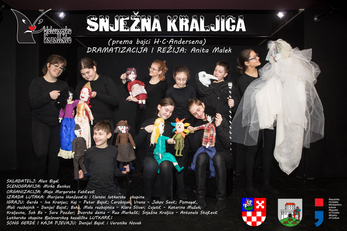 You are currently viewing SNJEŽNA KRALJICA – 16.03.2019. u 11 sati u okviru Malog BOK-a