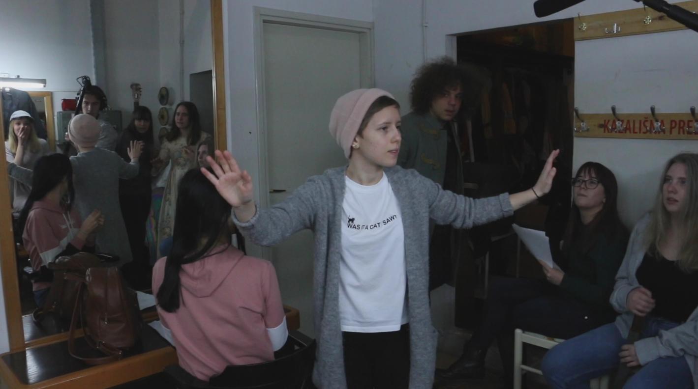 Read more about the article Svjetski dan kazališta za djecu i mlade